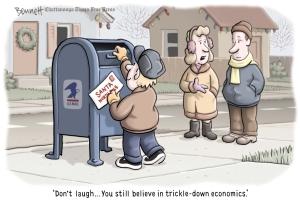 By Clay Bennett, Washington Post Writers Group   Political Cartoon