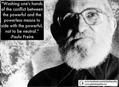 Freire neutral