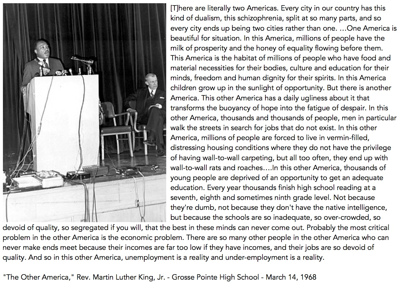 the other america martin luther king jr radical mlk 1968 2