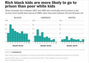 rich black poor white prison