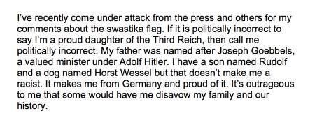 Nazi pride