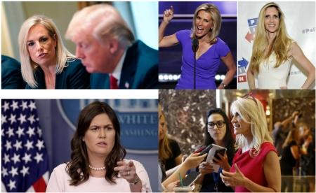 Trump rightwing women