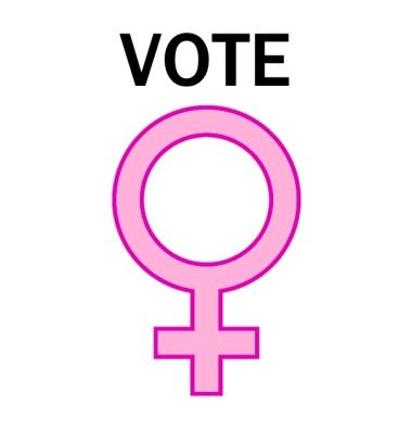 vote woman