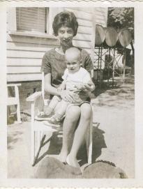 mom and me fingerprint